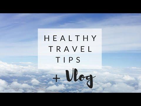 {VLOG} Healthy + Vegan Travel Prep ✈️