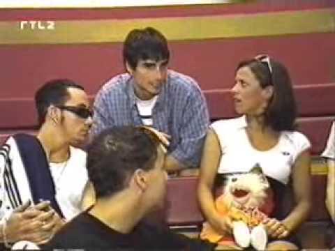 Backstreet Boys - 1996 Vampy