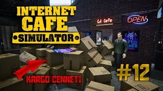 KUTULARDAN DAĞ YAPMAK!   Internet Cafe Simulator #12