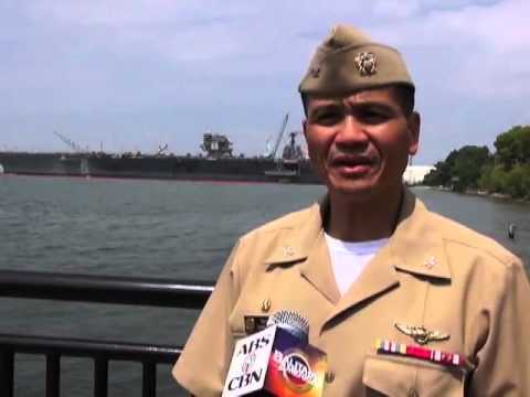 Meet the Fil-Am navy captain commanding a major warship upgrade project