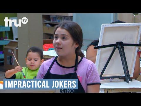 Impractical Jokers  Crushing Kids' Dreams Punishment  truTV
