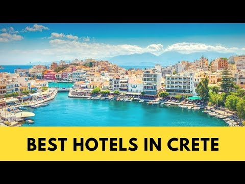 Hotels in Crete: 10 Mind-blowing budget hotels in Crete (GREECE)