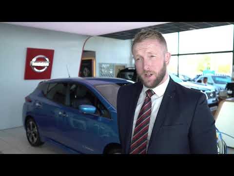 Bristol Street Motors Nissan Darlington Gains EVA Status