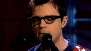 island in the sun (live) - Weezer Video