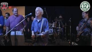 Chris Berman Sings Light My Fire w/ Robbie Krieger of The Doors #JoeNamath
