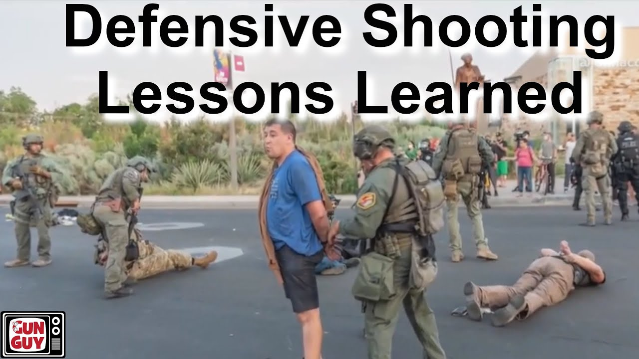 Lessons learned from the Albuquerque Protest Shooting
