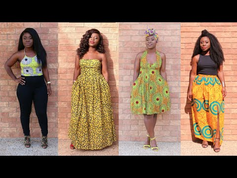 September Style Diary | Ankara Love