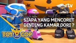 Toy Cop RTV : Aksi Perdana Tipi, Seiyan dan Hammer