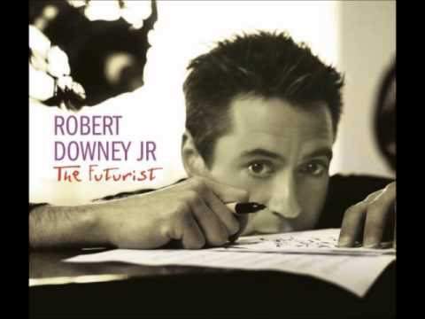 The Futurist - Robert Downey JR