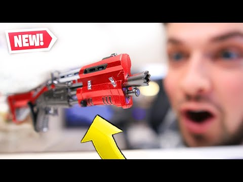 REAL LIFE Fortnite GUNS!