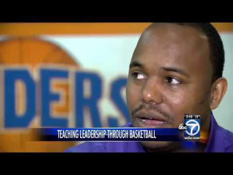 Former college basketball player uses SOUL to support DC youth.