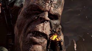 Announce Trailer - God of War III Remastered (PS4, englisch)