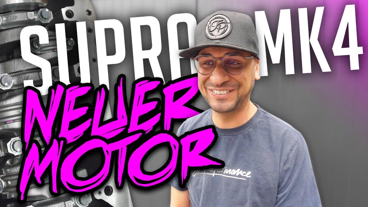 JP Performance - Toyota Supra Mk4 | Neuer Motor!