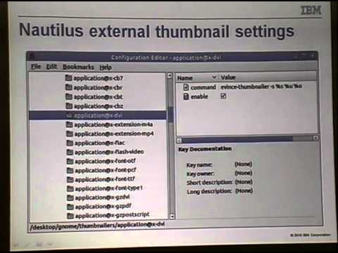 ShmooCon 2011: USB Autorun attacks against Linux