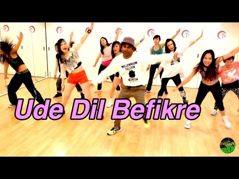 Ude Dil Befikre - RDI DANCE CLASS...(#248) CHOREOGRAPHED by RAJESH