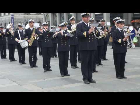 Banda Naval Forsvarets musikkorps Vestlandet