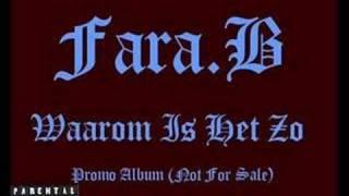 Fara B- Helemaal Alleen (Voorproefje Promo Album 2007)