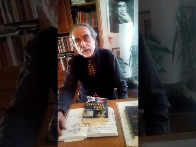 Aldo Colonnello ospite a Una Ghirlanda di Libri 2021