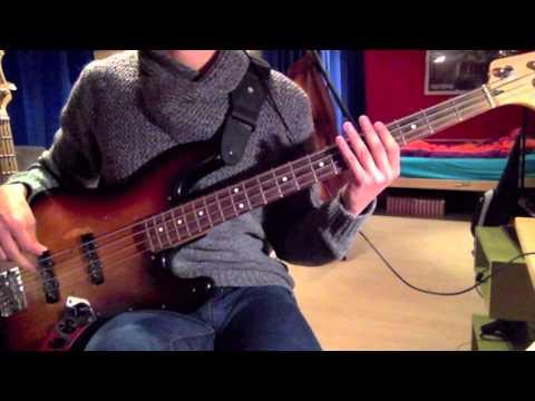 Van Halen - Runnin' With The Devil (Bass Cover)