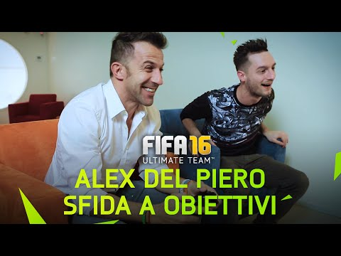 FIFA 16 Ultimate Team - Alex Del Piero vs Rohn