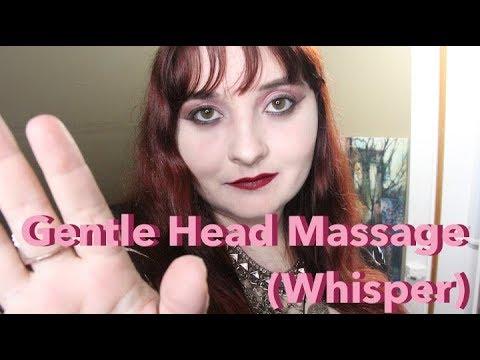 Gentle Head Massage (Whisper) 💆🏻3D Sound