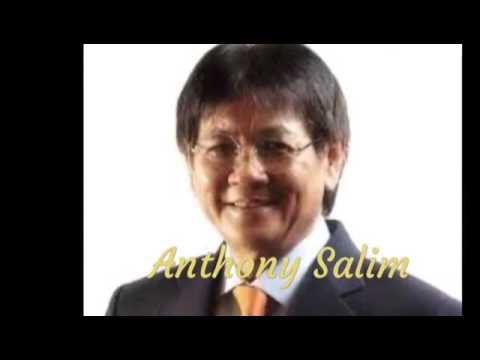 Perjalanan Singkat Anthony Salim
