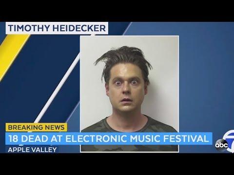Tim Heidecker Murder Trial | On Cinema | Adult Swim