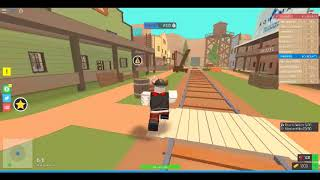 I didn't care about the event and destoryed everyone! - Roblox
