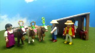 Playmobil Alpine Holiday Theme Thumbnail