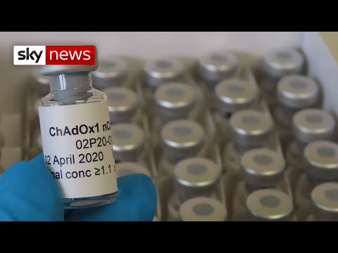 Coronavirus: Oxford jab could be a 'vaccine for all'