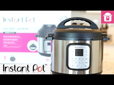 instant-pot-duo-crisp-air-fryer-review-/-how-to-use-and-how-to-clean-&-2-recipes