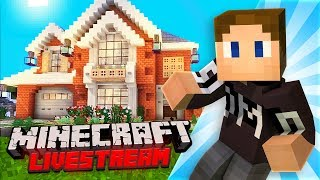 MAJOR HOME IMPROVEMENTS With Talia (Minecraft)