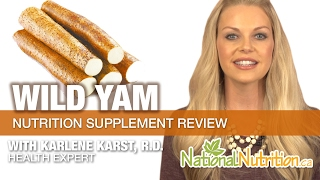 Professional Supplement Review - Wild Yam
