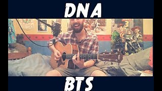 Video BTS (방탄소년단) - DNA - Cover (With Chords) download MP3, 3GP, MP4, WEBM, AVI, FLV Mei 2018