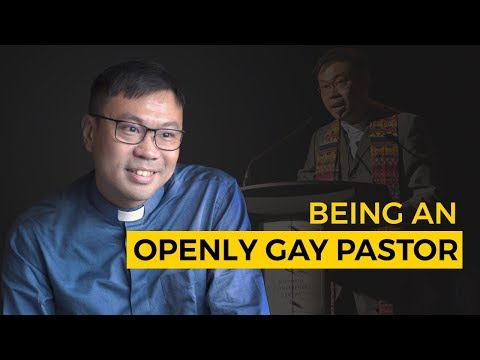 Being An Openly Gay Pastor
