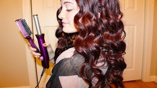 INSTYLER CURLS TUTORIAL