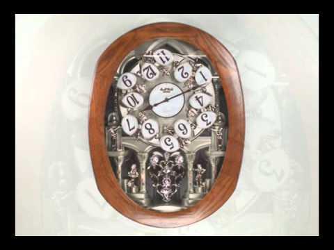 Rhythm & Seiko Musical Clock Best Sellers