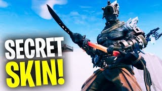 UNLOCKING THE **SECRET** SNOWFALL SKIN!! W/ DAKOTAZ & HD | Fortnite Battle Royale Highlights #243