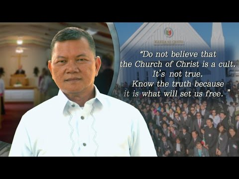Brother Regalado Magat | Former Lay Preacher of the Born Again Christians