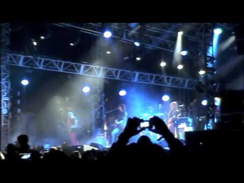 """Caifanes """"Nubes"""" Live at Coachella 2011"""
