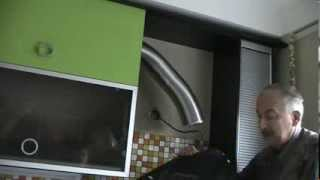 вытяжка Bosch DHU 632 D