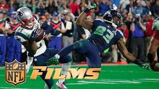 Top 10 Super Bowl Plays: #2 Butler s Goal Line INT | NFL