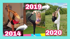 CAN I STILL DO GYMNASTICS?! (1 Year Later) || Ellie Louise