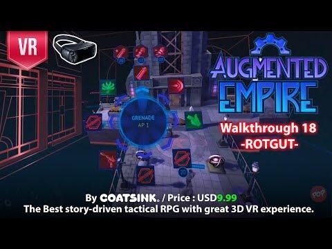 Augmented Empire Gear VR Complete Walkthrough Part 24 - Prodigal Child