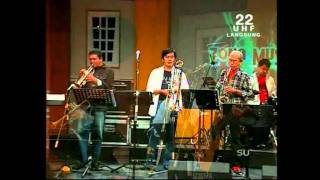 Gone Are The Song of Yesterday - ROLLIES - SENSOR JURASIK BRASS BAND
