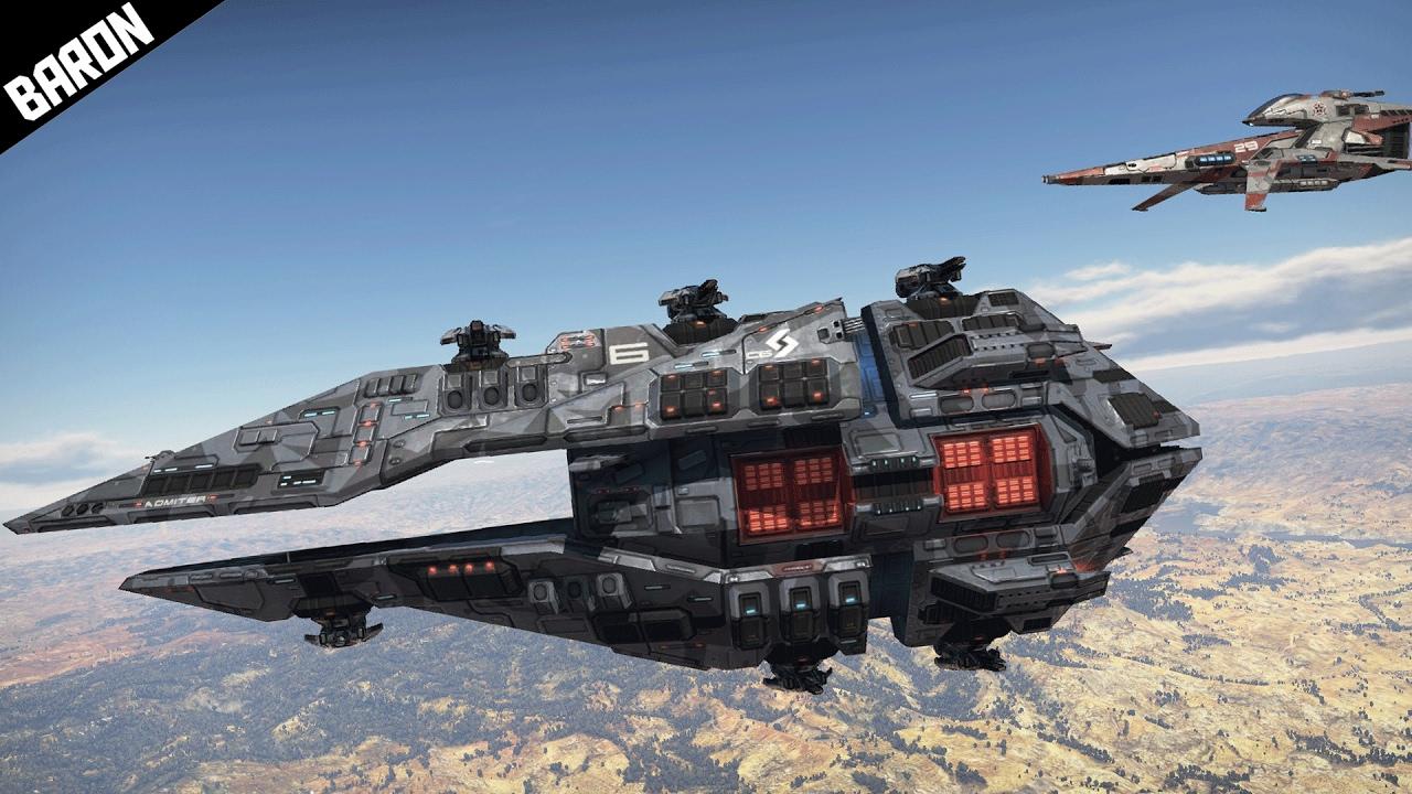 космический симулятор от создателей war thunder