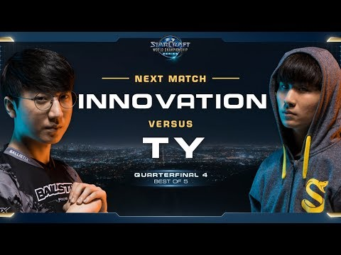 INnoVation vs TY TvT – Quarterfinal 4 – WCS Global Finals 2017 – StarCraft II