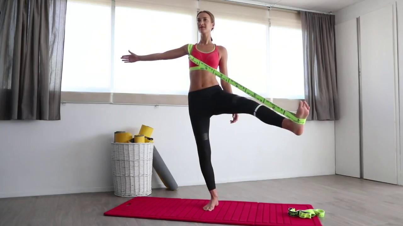Exercices de renforcement musculaire avec Elastiband ...