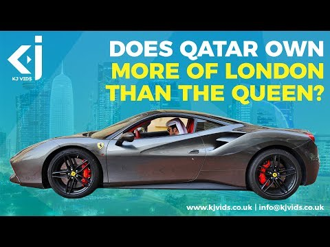 Does Qatar own more of London than the Queen?  | Qatar Investment in the UK