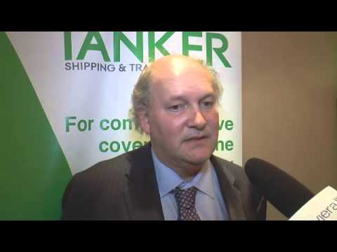 Robert Bugbee CEO Scorpio Tankers speaks to Tanker Shipping & Trade Magazine Nov 2014